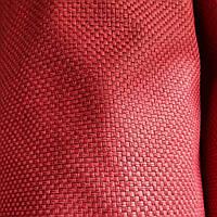 Рогожка мебельная ткань для обивки мягкой мебели ширина ткани 150 см сублимация 3056-красный, фото 1