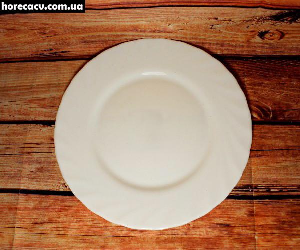 "Тарелка белая десертная Luminarc ""Trianon"" 195 мм (D6887)"