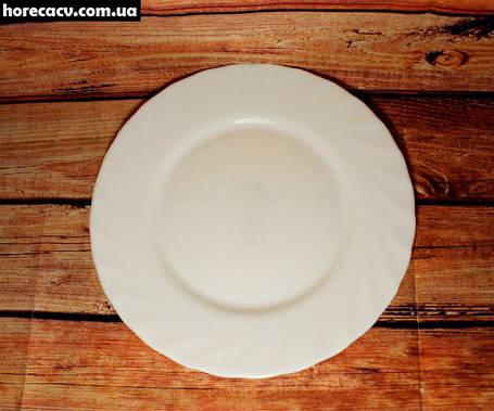 """Тарелка белая десертная Luminarc """"Trianon"""" 195 мм (D6887), фото 2"""