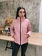 Стильная женская куртка осень-весна Стефания 6 цветов (42-52), фото 5