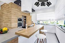 Дизайнерский подвесной потолочный светильник выполнен в современном стиле, люстра LX-1040 BLACK, фото 2
