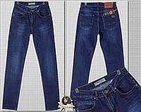 Джинсы мужские классические тёмно-синего цвета бренд RedFord Jeans