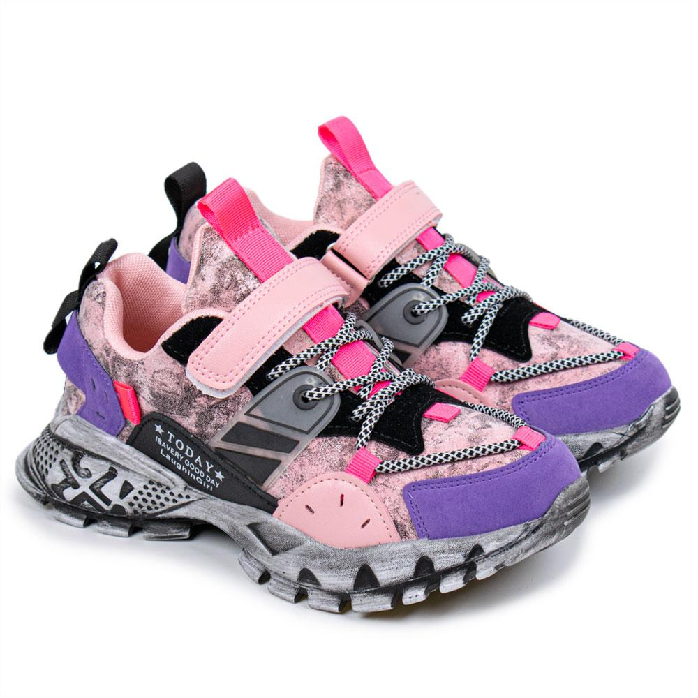 Кроссовки для девочек Kimboo 33  розовый 980868