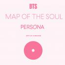 "Альбом БТС ""Map of the soul"""