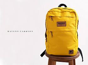 Рюкзак «Mavens Carryon» для ручной клади Wizz Air (40х30х20) | Ryanair (40х20х25)  Цвет желтый