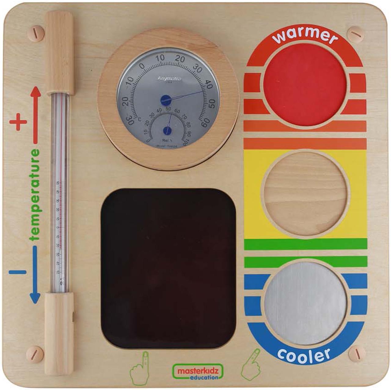 """Игровой набор """"Изучение температуры"""" Masterkidz ME08565"""