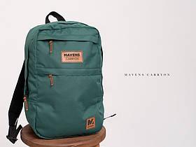 Рюкзак «Mavens Carryon» для ручной клади Wizz Air (40х30х20) | Ryanair (40х20х25)  Цвет зеленый