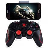 Беспроводной геймпад джойстик TERIOS X3 Bluetooth для смартфона Android, фото 6