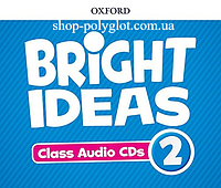 Аудио диск Bright Ideas 2 Class Audio CDs