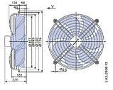 Осевой вентилятор Ziehl-Abegg FN063-SDK.4I.V7P1, фото 3
