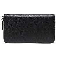 Мужской кожаный клатч Borsa Leather K18811-black