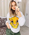 """Світшоти """"Simba"""" від СтильноМодно, фото 2"""