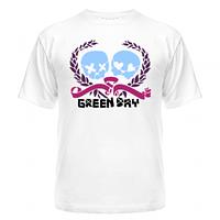 Футболка Green Day Skulls, фото 1