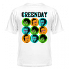 Футболка Green Day Аll