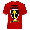 Футболка Green Day Uno! Dos! Tre!