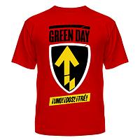 Футболка Green Day Uno! Dos! Tre!, фото 1