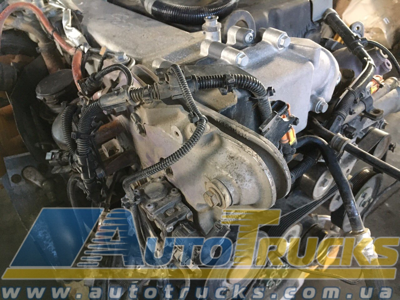 Детали двигателя Б/у для MAN TGX (51081007259)