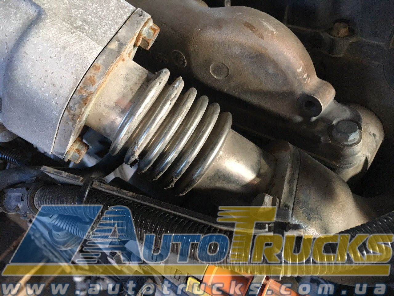 Детали двигателя Б/у для MAN TGX (51081530087)