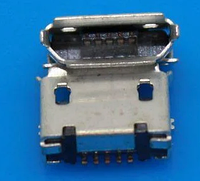 Разъем micro USB 5pin для OPPO/Nokia/Lenovo (MC-013)