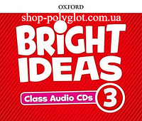 Аудио диск Bright Ideas 3 Class Audio CDs