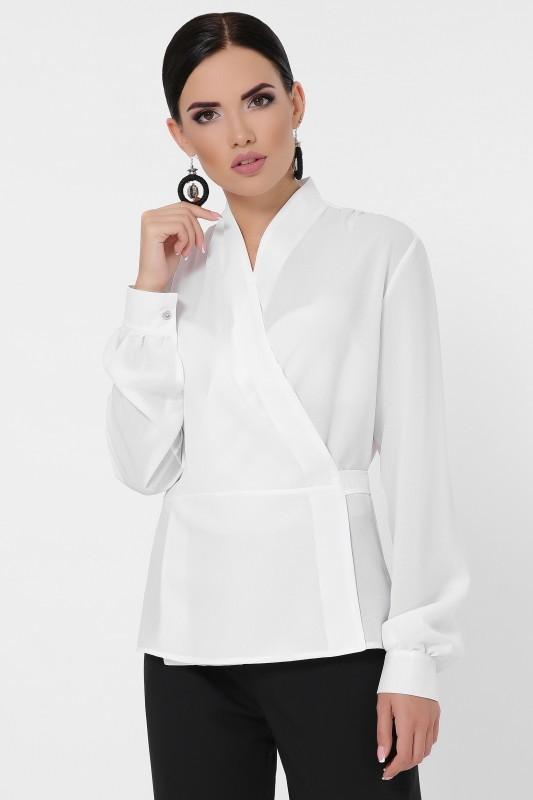 Оригинальная блуза Clare белый (42-48)
