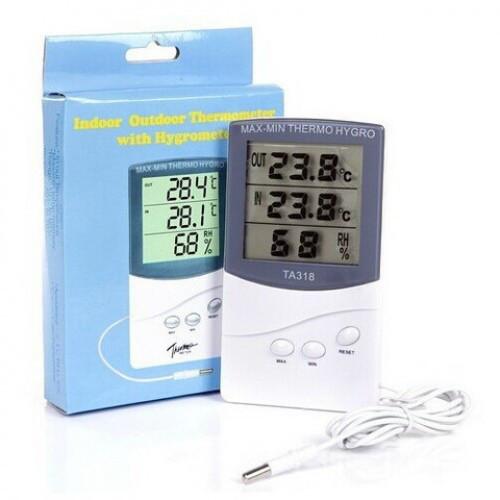 Термометр TA 318 + виносний датчик температури