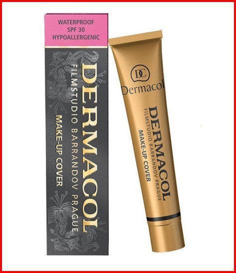 Тональный крем Дермакол Dermacol Make-Up