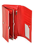 Кошелек Color женский кожаный BRETTON W7232 red Распродажа, фото 3