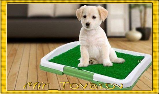 Туалет для собак puppy potty pad
