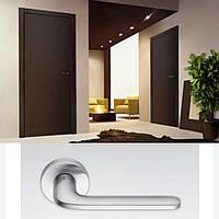 Дверная ручка для входной и межкомнатной двери Colombo, модель Roboquattro. Италия