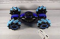 Машинка перевёртыш Stunt Pionner LH-C019S Управление жестами и обычным пультом (машинка вездеход с 2 пультами), фото 3