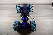 Машинка перевёртыш Stunt Pionner LH-C019S Управление жестами и обычным пультом (машинка вездеход с 2 пультами), фото 4