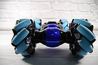 Машинка перевёртыш Stunt Pionner LH-C019S Управление жестами и обычным пультом (машинка вездеход с 2 пультами), фото 6