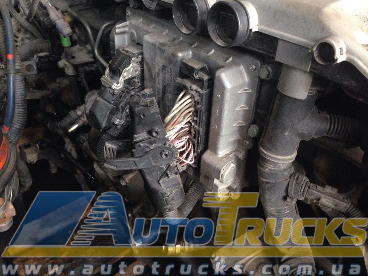 Блок управління Двигуна Б/у для MAN (0281020067; 51519422851945; 51258037524; 51978010229)