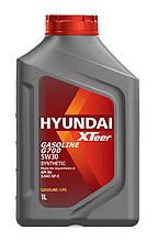 Масло ДВС 5W-30 Xteer HYUNDAI бенз, Gasoline G700 SN/GF-5, 1л, п/сінт