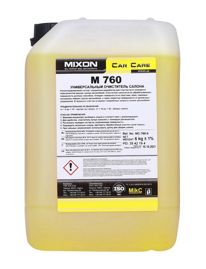 Mixon M-760 Средство для химчистки автомобильных салонов