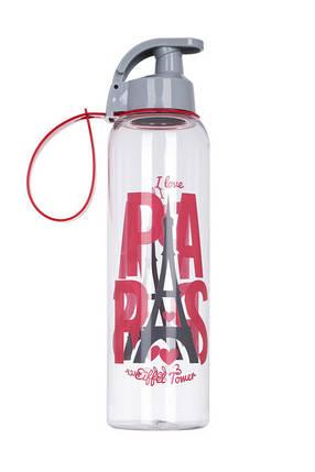 Пляшка для спорту HEREVIN PARIS HANGER 750 мл 161405-200, фото 2