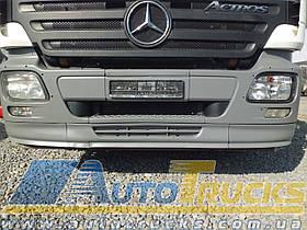 Бампер для Mercedes Actros (А9438800073 - л; А9438800173 - п)
