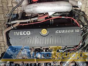 Блок двигателя STRALIS AT 430 для IVECO (504017812: F3AE06810; B310-049879)