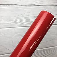 Самоклеющаяся пленка Oracal 30х20см, цвет красный