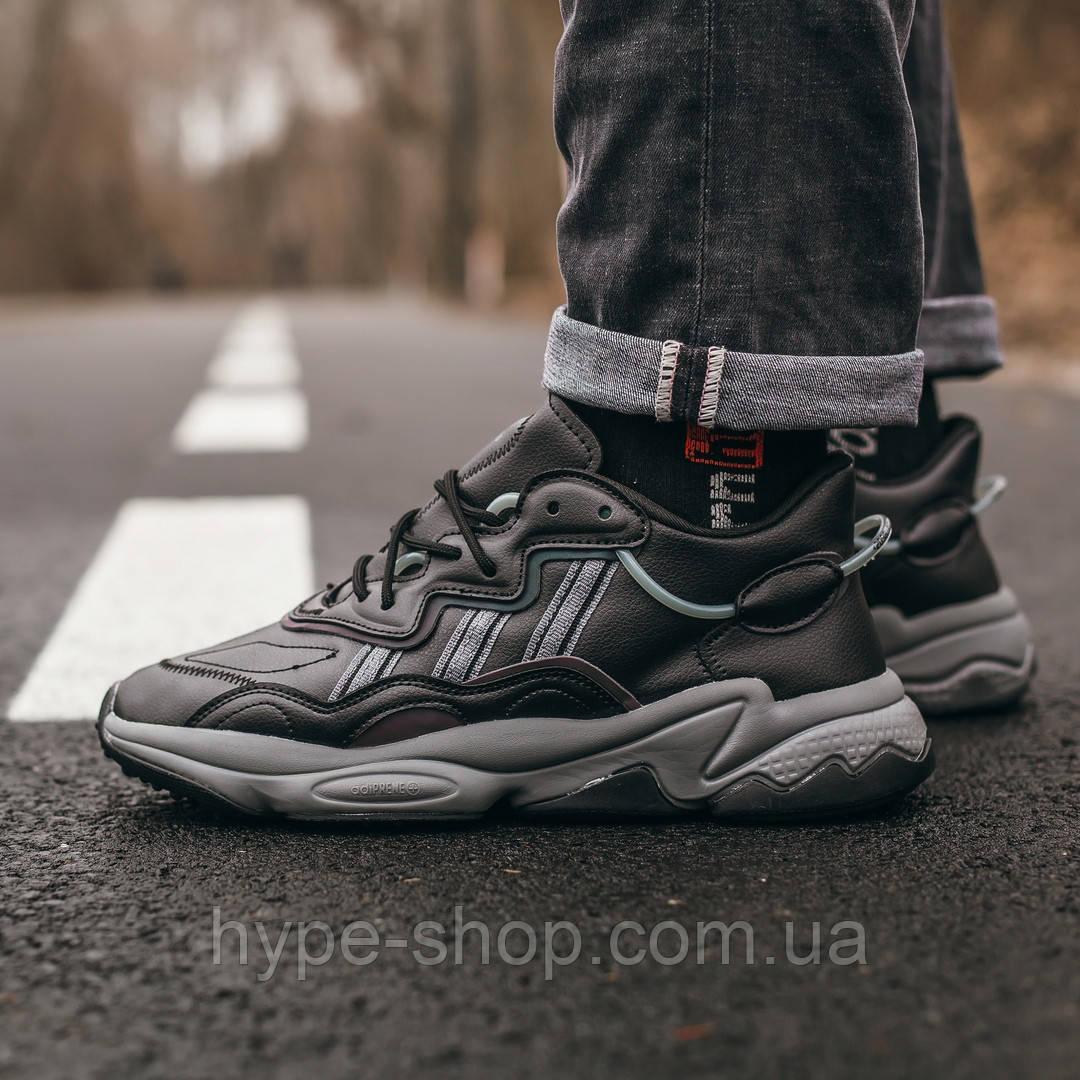 Мужские кроссовки в стиле Adidas Ozwego | Лучшее Качество!