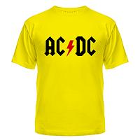 Футболка AC DC, фото 1