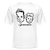 Футболка Depeche Mode — Dave & Martin