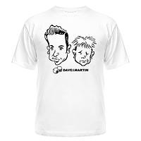 Футболка Depeche Mode — Dave & Martin, фото 1