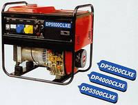 Дизель-генератор Glendale DP4000-CLE