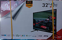 """Телевизор LED TV HD 720P 32""""с тюнером T2"""