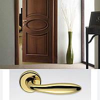 Дверная ручка для входной и межкомнатной двери Colombo, модель Mach CD81. Италия