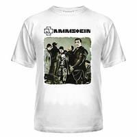 Майка с группой Rammstein