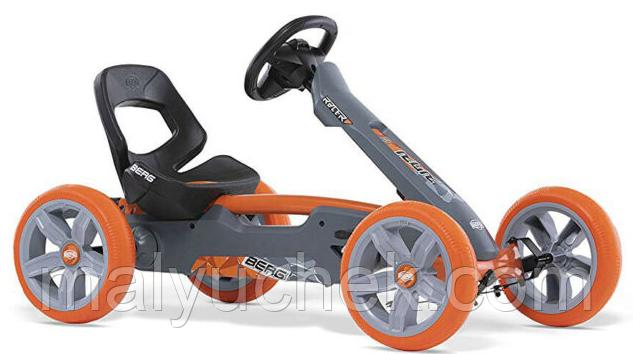 Детский педальный автомобиль Berg Reppy Racer Go Kart 2,5 - 6 лет   код 24.60.01.00
