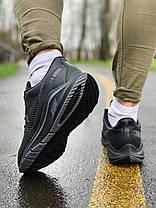 """Кроссовки Nike Run """"Черные"""", фото 2"""